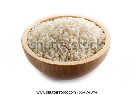rice on bowl