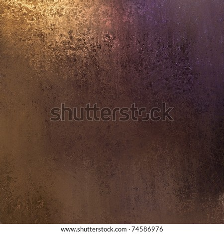 rich dark brown background with ...