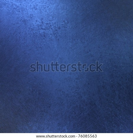 rich deep blue background or blue paper with vintage grunge texture, soft lighting, and copy space for July 4th background or baby boy birth announcement