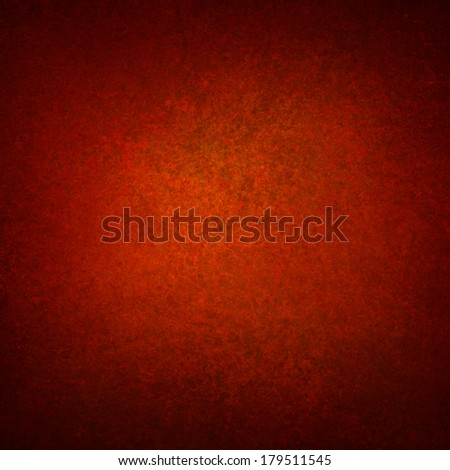 rich red background wall with black vignette border and light center, abstract detailed vintage grunge background texture, soft distressed sponge texture, beautiful Christmas red background color