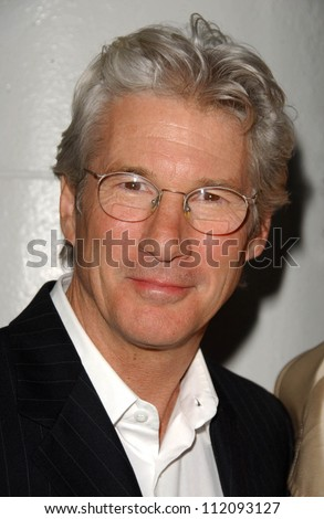 "Richard Gere at the Los Angeles Screening of ""The Hoax"". Mann Festival, Westwood, CA. 03-18-07"