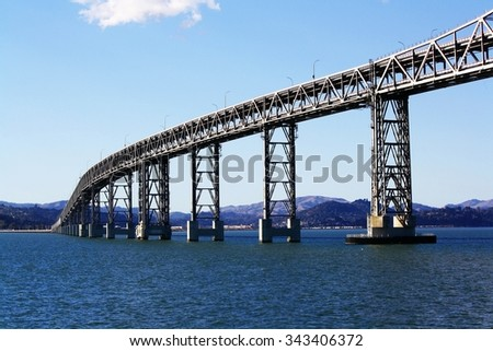 Richmond-San Rafael Bridge California