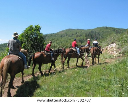 Riding In Colorado