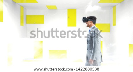 Right decision making and virtual reality. Mixed media