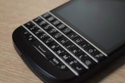 rim blackberry Q10 keyboard picture