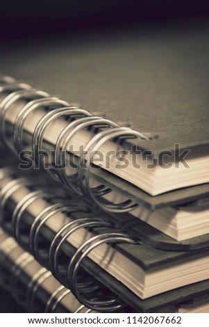 Ring Bound Sketchbooks