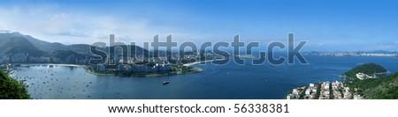 Rio de Janeiro panoramic