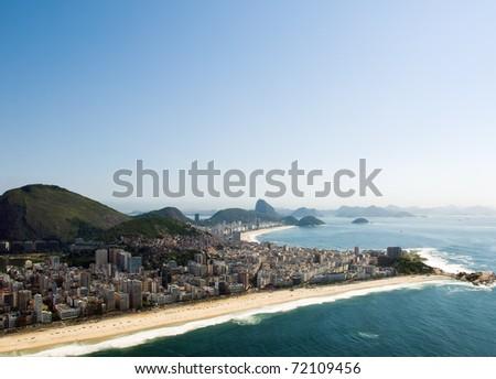 Rio De Janeiro's Dramatic Beaches