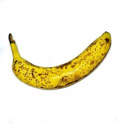 Ripe Banana. Banana is a healthy source of fiber, vitamin B6, vitamin C and various antioxidant s and phytonutrients.