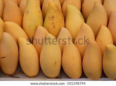 ripe mango, Thailand market