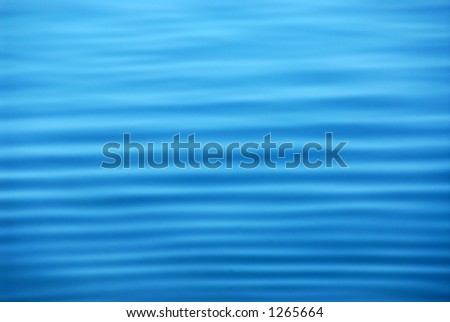 Ripples on water surface, background