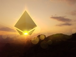 Rise of the ethereum, behind the mining mountains