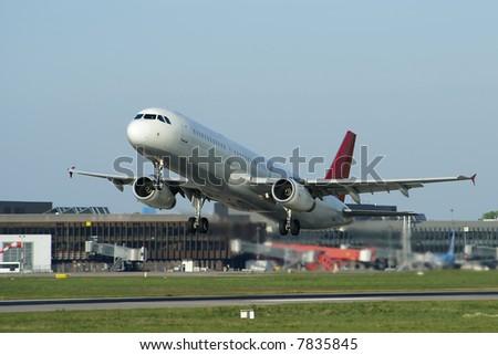 Rise of the jet passenger liner