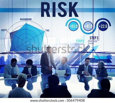 Risk Danger Management Security Hazard Concept