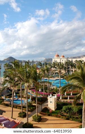 Riu Palace Resort, Cabo San Lucas, Mexico