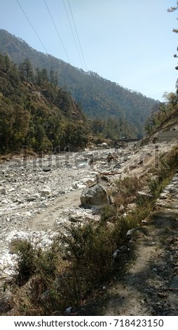 RIVER BED #718423150