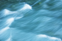 river in motion nature background