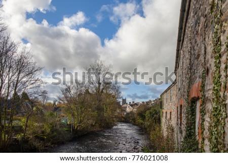 River in the Tavistock, UK #776021008