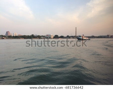 River of Thailand #681736642