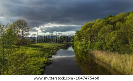 River Shannon Irish River