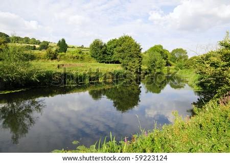 River View Landscape