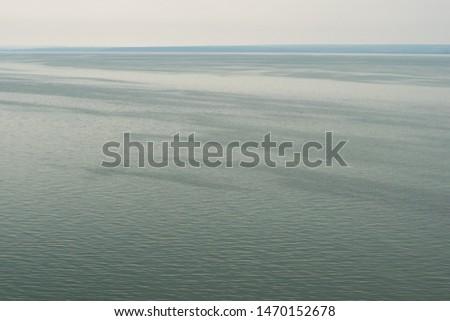 River Volga near Ulyanovsk, Russia, 2018 #1470152678
