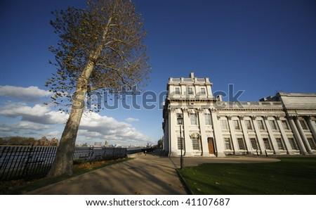 Riverside,  Old Royal Naval College
