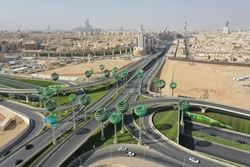 Riyadh city , Saudi Arabia 2020 Drones Photography