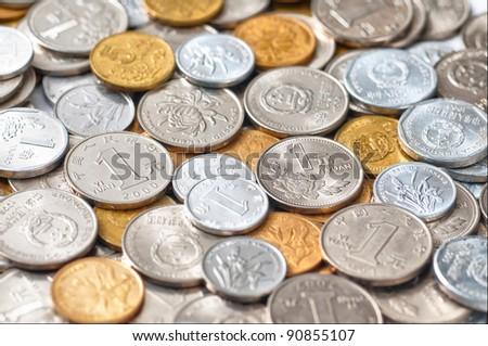RMB (CNY) COINS