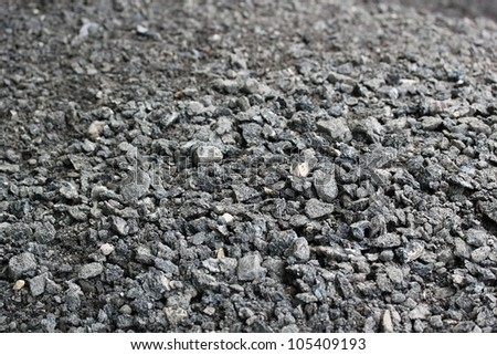 Road construction background