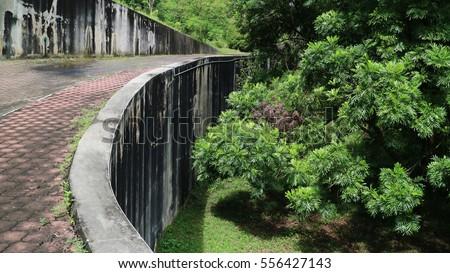 Road Curving Malaysia #556427143