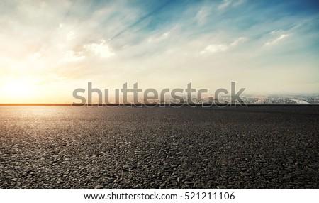 Road in sport