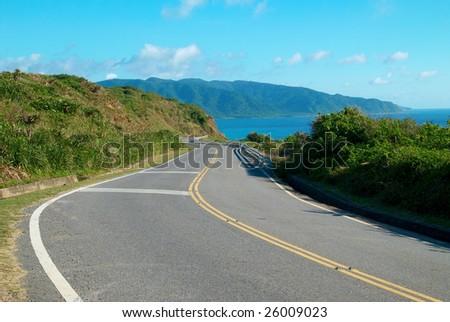 road ,long journey