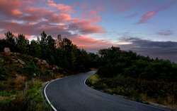 Road of life , natural park Sintra-Cascais, Portugal