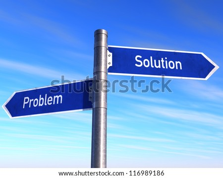 Road sign Problem Solution
