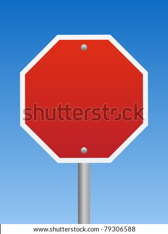 Road Sign - Stop