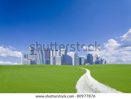 Road to Skyscraper