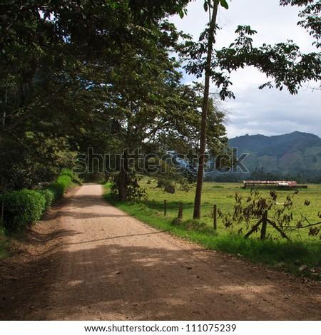 Roads of Peru, Oxapampa, Pasco.
