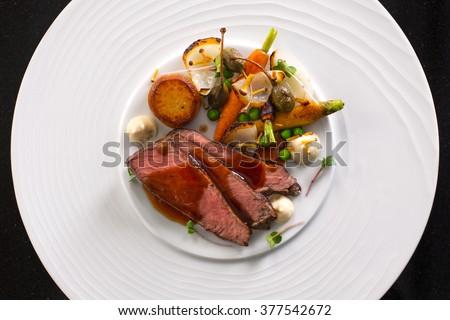 roast beef #377542672