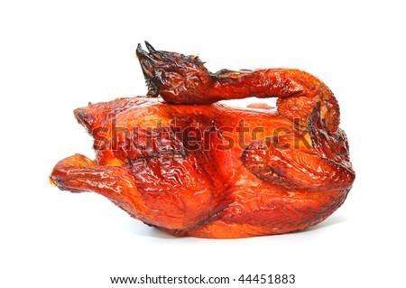 Roast Chicken Chinese Style Stock Photo 44451883 : Shutterstock