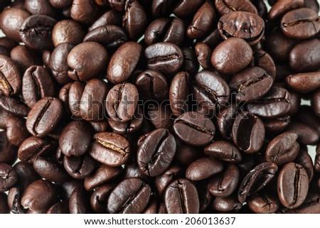 Roasted coffee seed for fresh coffee