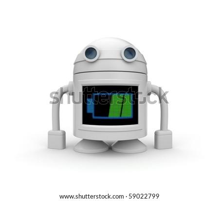 Robot charging