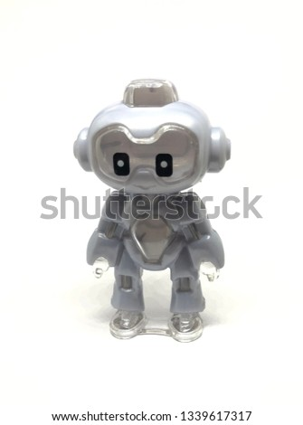 robot model kid #1339617317