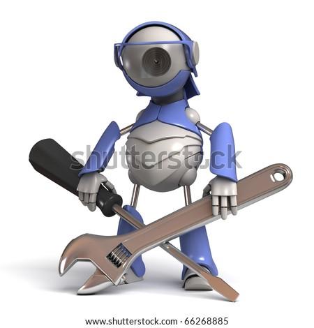 Robot repairman