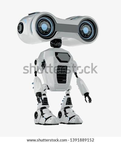 Robot Roboter Robots Robotic machine