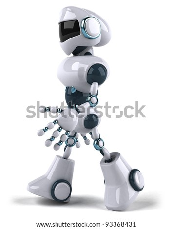 Robot walking