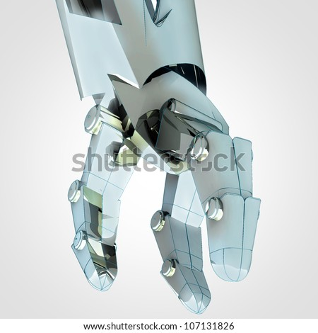 Robotic hand manipulation in future, mankind in future will be more progressive with using these robotic hands