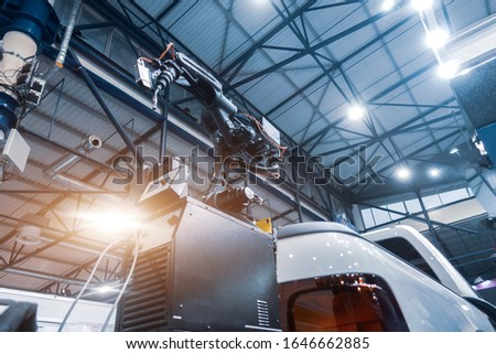 ROBOTIC SYSTEMS. Systems for automation and robotization of welding processes