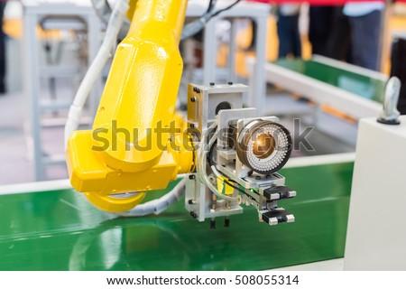 Robotic vision system