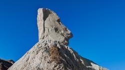 Rock Formation, Toadstool Hoodoos, Kanab, Utah, USA